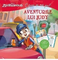 Disney Zootropolis - Aventurile lui Judy - Citesc si ma joc