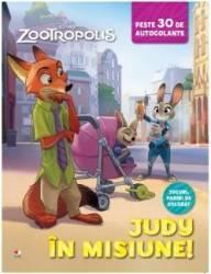 Disney Zootropolis - Judy in misiune