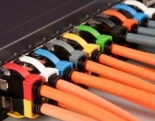 Dispozitiv De Blocare Gri LANmark 50 Buc Accesorii Diverse