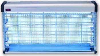 Dispozitiv impotriva insectelor cu ultraviolete PEST-STOP InsectoKill B60 Combaterea daunatorilor