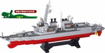 Distrugator Sluban Battle Group M38-B0390