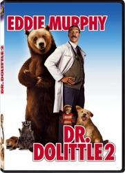 DOCTOR DOLITTLE 2 DVD 2001 Filme DVD