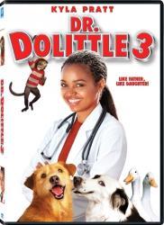 DOCTOR DOLITTLE 3 DVD 2006 Filme DVD