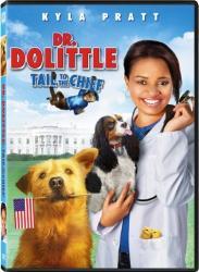 DOCTOR DOLITTLE 4 DVD 2008 Filme DVD