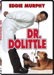 DOCTOR DOLITTLE DVD 1998 Filme DVD