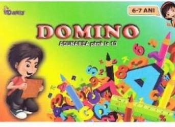 Domino - Adunarea pana la 10 6-7 ani