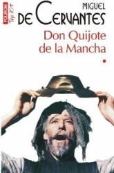 Don Quijote de la Mancha vol.1+2 - Miguel de Cervantes Carti