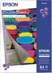 Double-Sided Matte Paper Epson DIN A4 50 Blatt Hartie