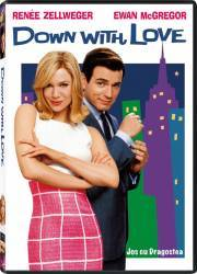 Down with Love DVD 2003 Filme DVD
