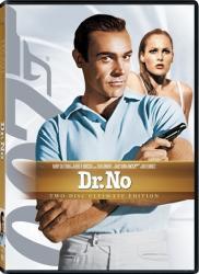 DR. NO SE - 2 discs BOND COLLECTION NR. 1 DVD 1962