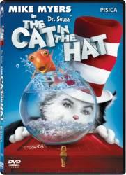 Dr. Seuss s The Cat in the Hat 2003 DVD Filme DVD
