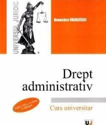 Drept administrativ Ed.3 - Benonica Vasilescu