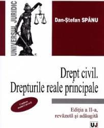 Drept Civil. Drepturi Reale Principale Ed. 2 - Dan