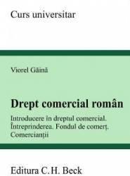 Drept comercial roman - Viorel Gaina