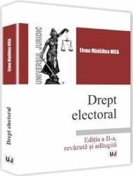 Drept electoral Ed.2 - Elena Madalina Nica Carti
