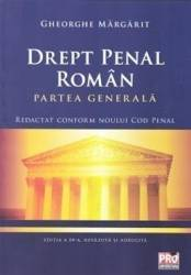 Drept penal roman Partea generala - Gheorghe Margarit