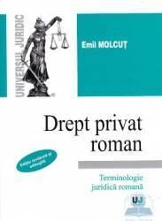 Drept privat roman 2011 - Emil Molcut
