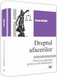 Dreptul afacerilor - Cristina Cojocaru Carti