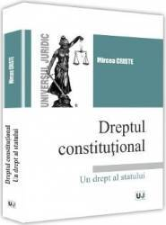 Dreptul constitutional - Mircea Criste Carti