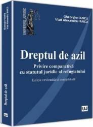 Dreptul de azil - Gheorghe Iancu Vlad Alexandru Iancu
