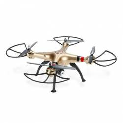 Drona Syma X8HC Quadcopter 2.4Ghz echipata cu camera video de 2MP Gyro 6 Axe si Altitude Hold Mode - barometru inaltime Jucarii cu Telecomanda