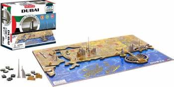 DUBAI Puzzle 4D Cityscape Jucarii Interactive