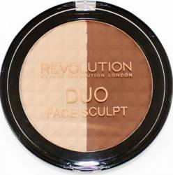 Blush Makeup Revolution London Duo Face Sculpt