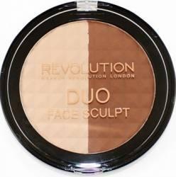 Blush Makeup Revolution London Duo Face Sculpt