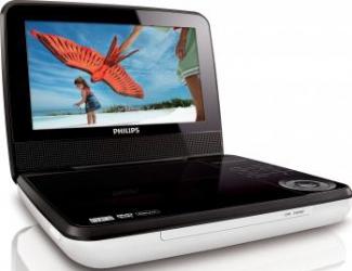 DVD Player Portabil Philips PD7030