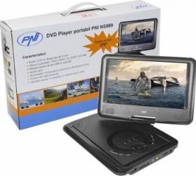 DVD Player portabil PNI NS989 9 inch Resigilat Monitoare auto