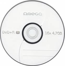 DVD-R Omega 4.7GB 16x Plic CD-uri si DVD-uri