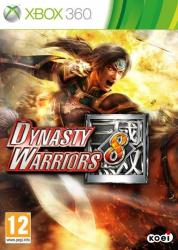 DYNASTY WARRIORS 8 XBOX360 Jocuri