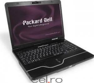 imagine Notebook Packard Bell T7700 200GB 2GB VHP easynote mb85-p-029