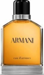Apa de Toaleta Eau DAromes by Giorgio Armani Barbati 100ml Parfumuri de barbati