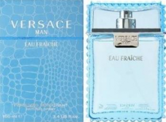 Eau Fraiche by Versace Barbati 100ml Deodorant