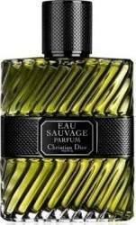 Eau Sauvage Parfum By Christian Dior Barbati 100ml