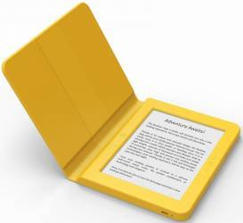 eBook Reader Bookeen Saga 8GB Yellow eBook Reader