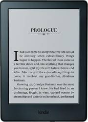 eBook Reader Kindle 6 Glare Touch Screen WiFi Black eBook Reader