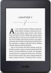 eBook Reader Kindle PaperWhite Wi-Fi 4GB New Model 2015 Black