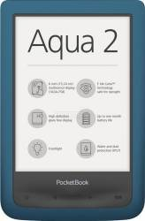 eBook Reader PocketBook Aqua 2 Azure PB614 8GB Black eBook Reader