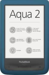 eBook Reader PocketBook Aqua 2 Azure PB614 8GB Black eBook Reader