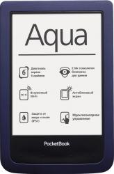 eBook Reader PocketBook Aqua PB 640 4GB Dark Blue