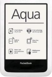 eBook Reader PocketBook Aqua PB 640 4GB White