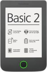eBook Reader PocketBook Basic 2 614 4GB Grey