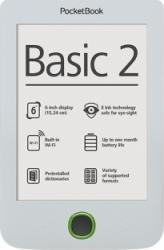 eBook Reader PocketBook Basic 2 614 4GB White Resigilat