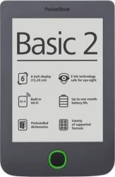 eBook Reader PocketBook Basic 3 PB614 8GB Black eBook Reader