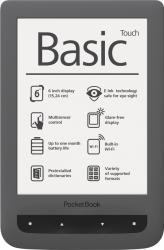 eBook Reader PocketBook Basic Touch 624 4GB Dark Grey