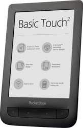 eBook Reader PocketBook PB625 Basic Touch 2 Black