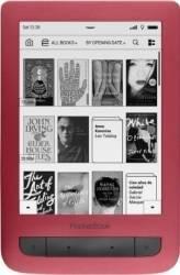 eBook Reader PocketBook Touch LUX 3 4GB Red eBook Reader