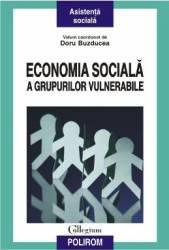 Economia sociala a grupurilor vulnerabile - Doru Buzducea